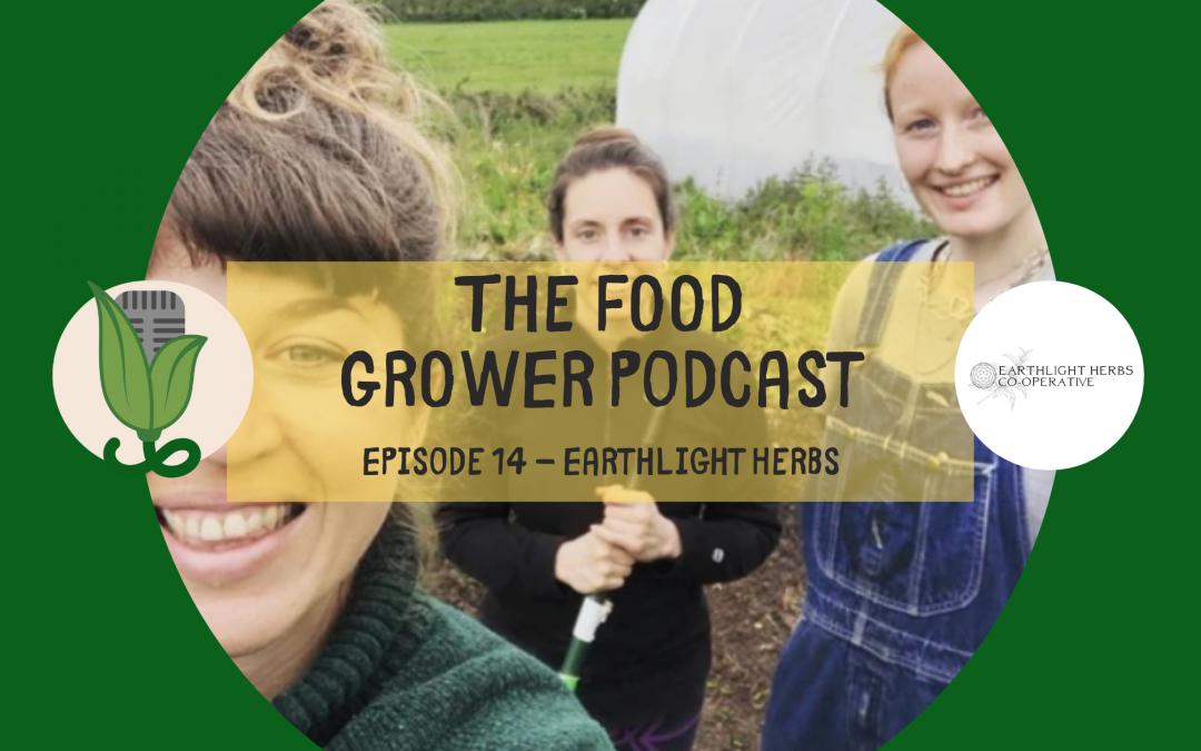 Food Grower Podcast Earthlight Herbs Blog