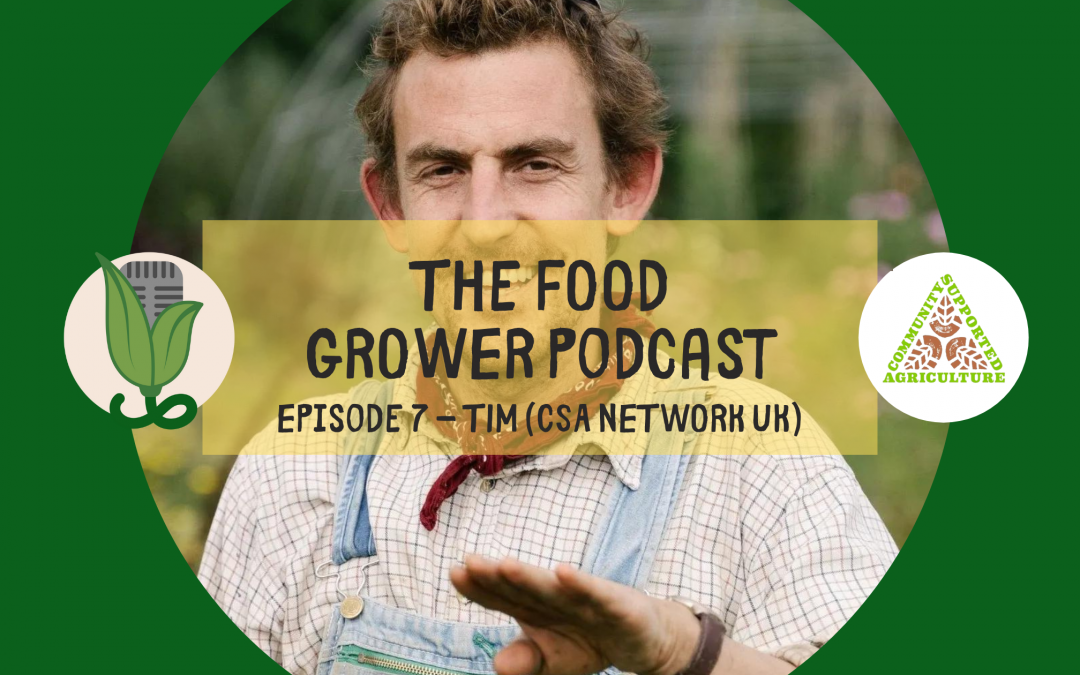 Food Grower Podcast Tim CSA Blog